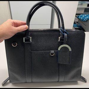 Bvlgari Men's Briefcase/Messenger Bag